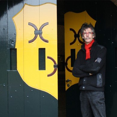 Docent Hans van den Merkhof
